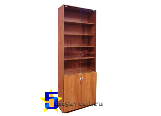 """Шкаф 1 книжный - купить в интернет-магазине """"5 звезд""""."""