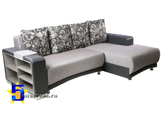 купить недорогой сити угловой диван от производителя в москве