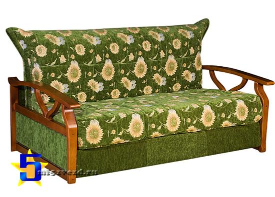 Купить недорогой диван аккордеон в  Москве